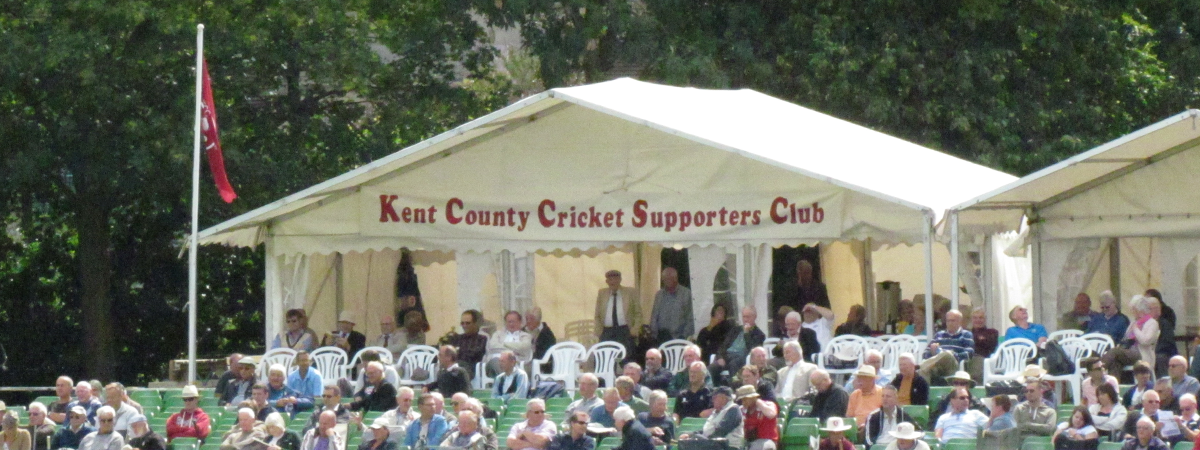 Supporters Club Marquee