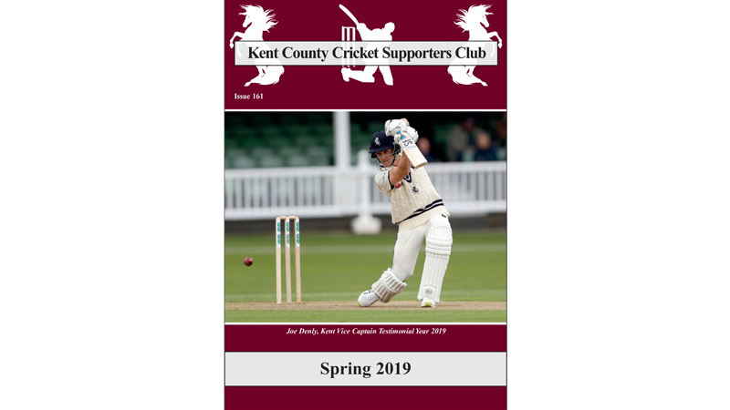 The Supporters Club Spring 2019 Magazine has now been issued